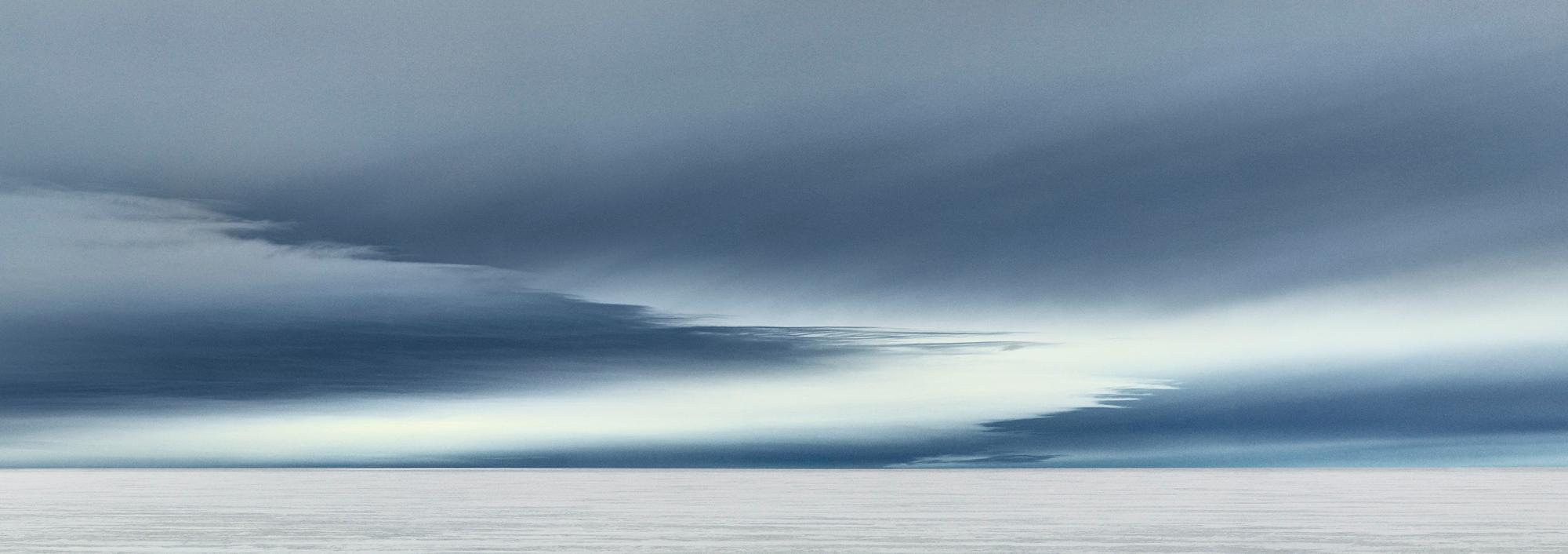 Icesheet #2338, 50cm x 140cm, Digital Pigment Print, Edition of 7, 2013