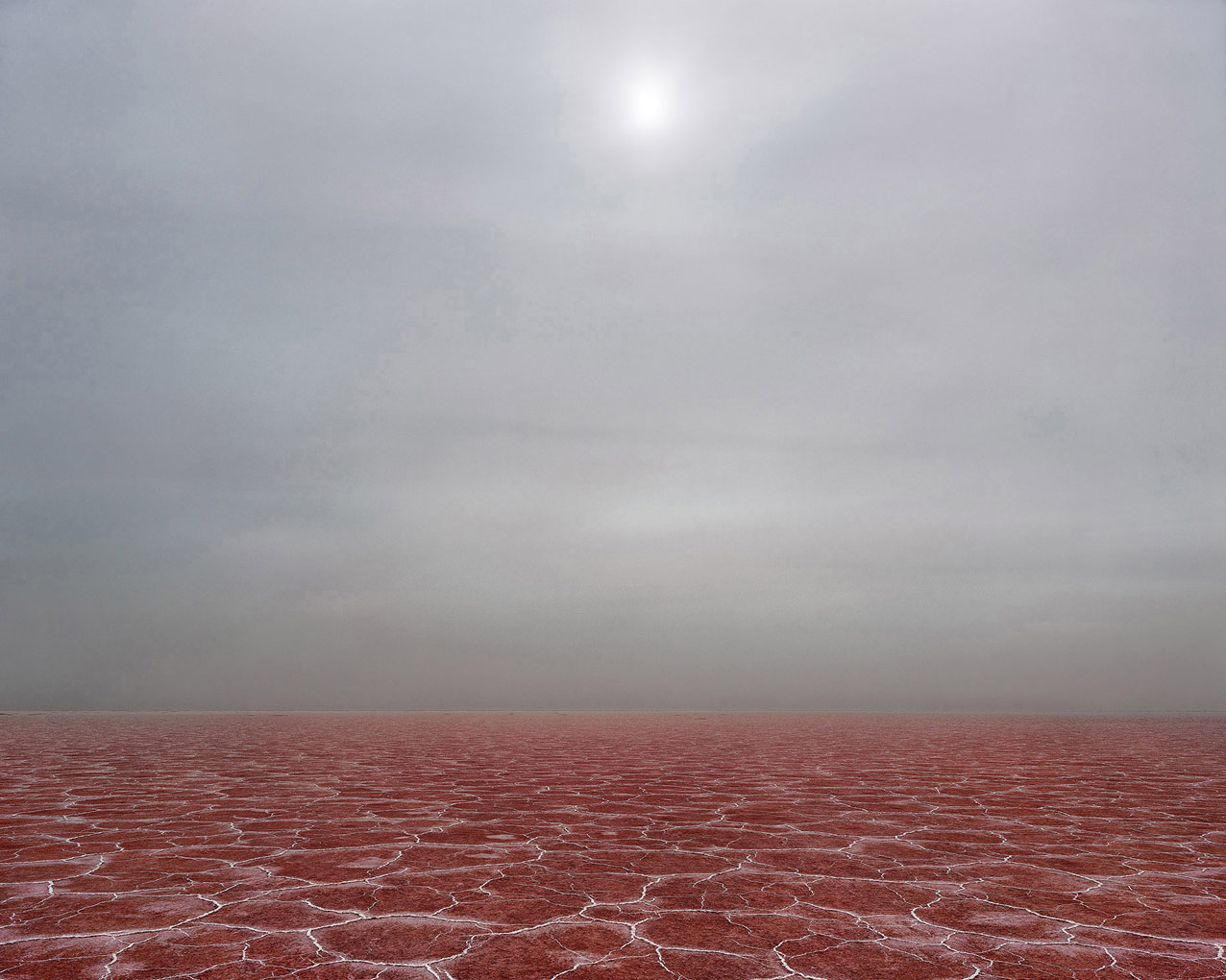 Salt 108, 120cm x 150cm, digital pigment print on cotton rag, edition of 7, 2006