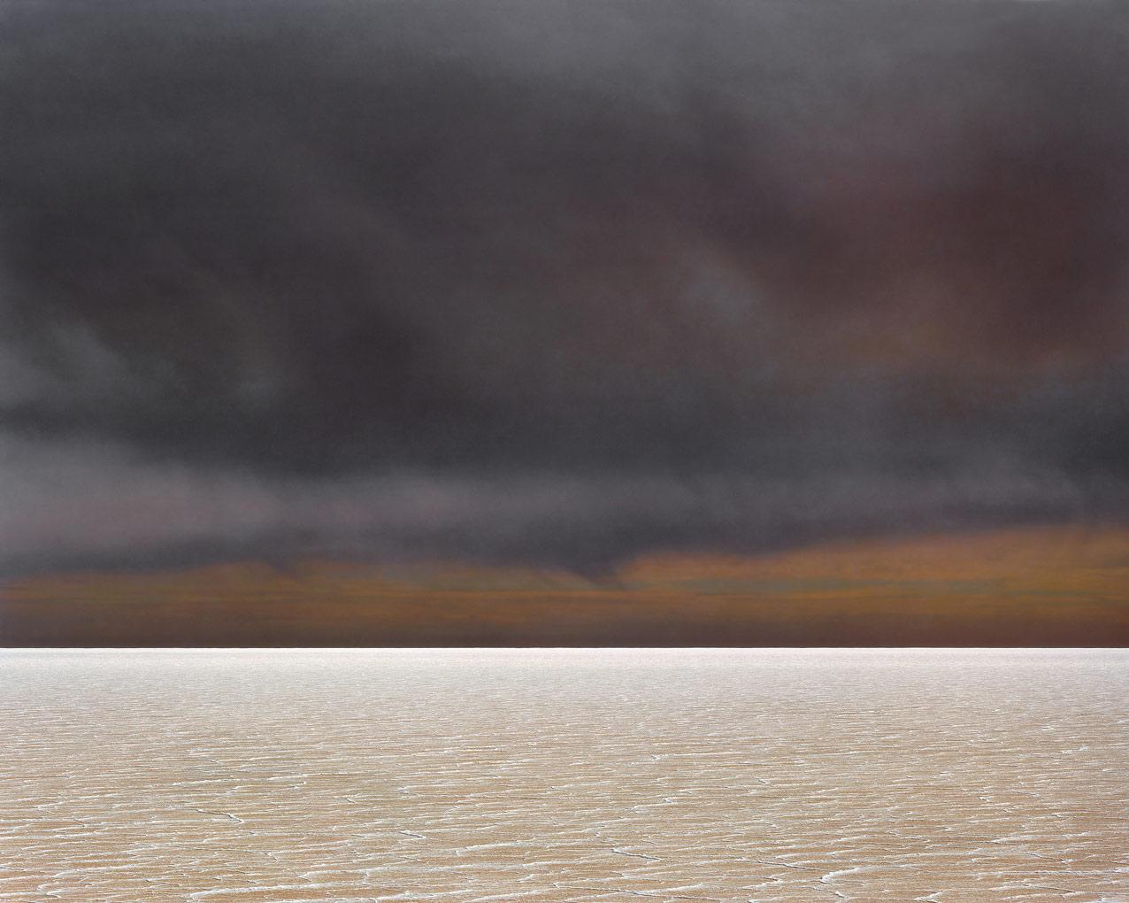 Salt 110, 120cm x 150cm, digital pigment print on cotton rag, edition of 7, 2006
