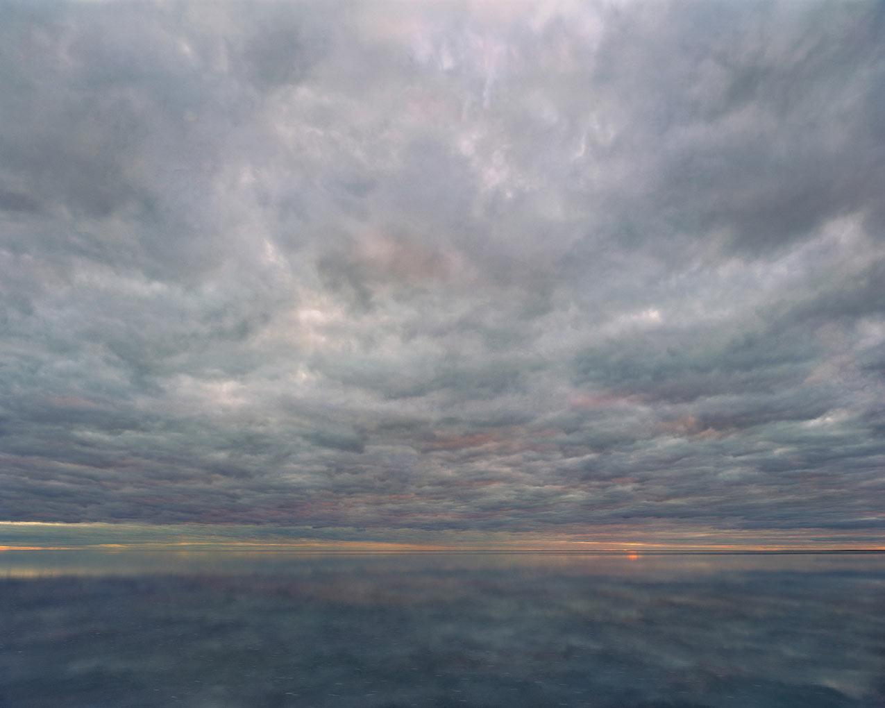 Salt 16, 120cm x 150cm, digital pigment print on cotton rag. edition of 7, 2005